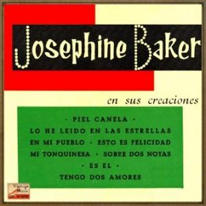 Piel Canela, Joséphine Baker