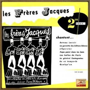 Les Frères Jacques Chantent, Les Frères Jacques