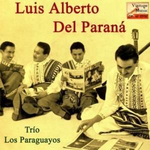 Los Ejes De Mi Carreta, Luis Alberto Del Paraná