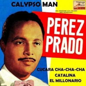 Calypso Man, Dámaso Pérez Prado