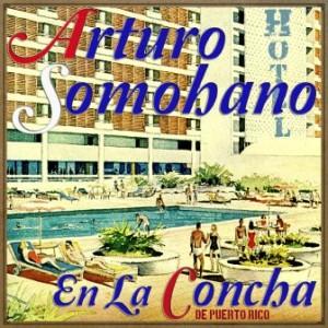 Arturo Somohano en la Concha de Puerto Rico