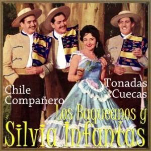 Chile Compañero, Tonadas y Cuecas, Silvia Infantas