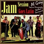 "Jam Session, ""Goes Latin"", Al Grey"