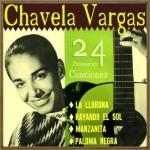 Chavela Vargas, 24 Primeras Canciones