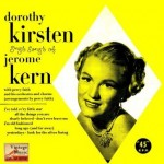 Sings Songs Of Jerome Kern, Dorothy Kirsten