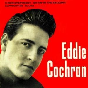 Eddie Cochran, Eddie Cochran