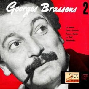 La Marine, Georges Brassens