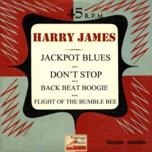 Dancing, Don't Stop, Harry James