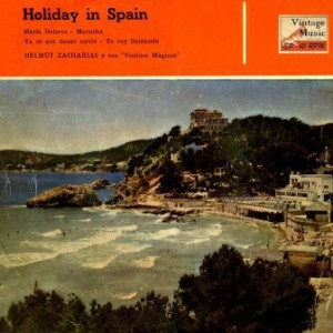 Holiday In Spain, Helmut Zacharias