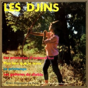 Le Printemps, Les Djinns