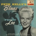 Pete Kelly's Blues, Peggy Lee