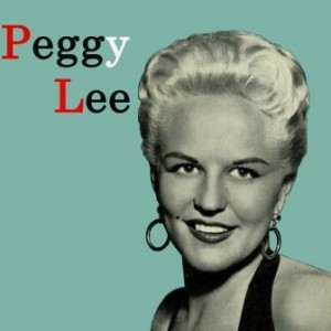 Peggy Lee, Peggy Lee