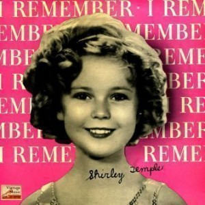Oh My Goodness, Shirley Temple