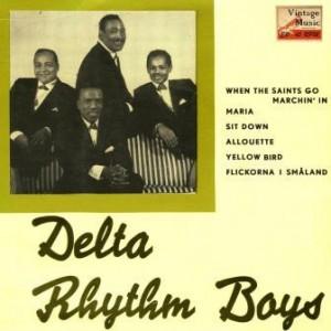 Allouette, The Delta Rhythm Boys