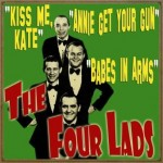 Kiss Me Kate, The Four Lads