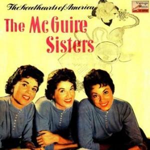 Blue Skies, The McGuire Sisters