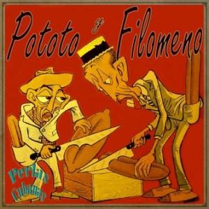 El Ritmo Cubano, Pototo Y Filomeno