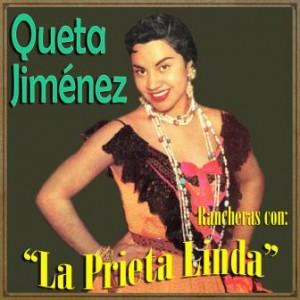 Rancheras Con la Prieta Linda, Enriqueta Jiménez