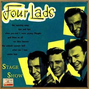 Stage Show, The Four Lads