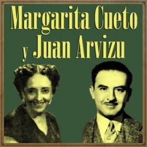 Margarita Cueto y Juan Arvizu