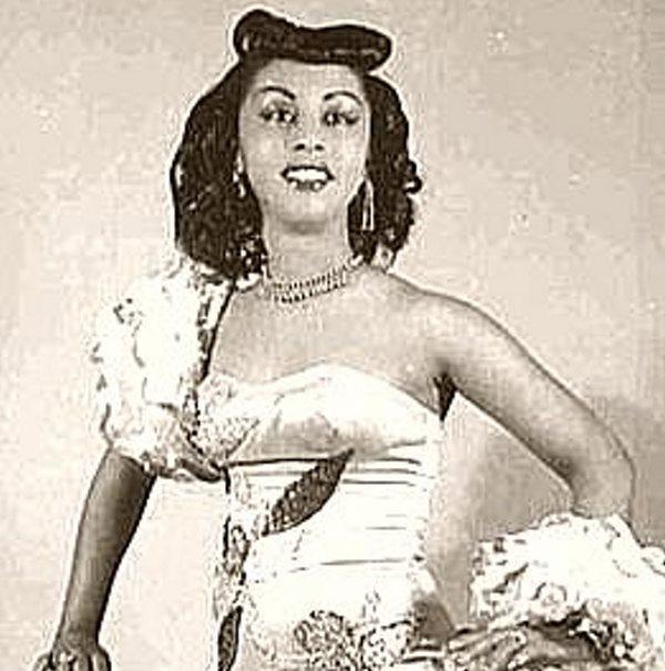 20 Aniversario de la muerte de la cantante cubana MERCEDITAS VALDÉS
