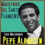 Maestros del Cante Flamenco: Pepe Albaicín