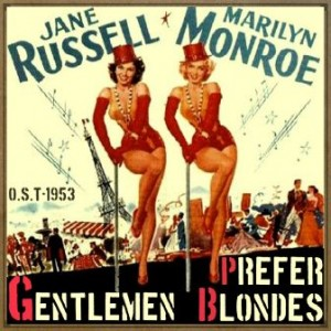 Gentlemen Prefer Blondes (O.S.T – 1953)