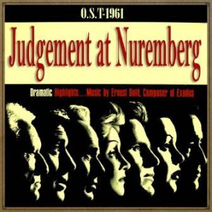 Judgement at Nuremberg (O.S.T – 1961)