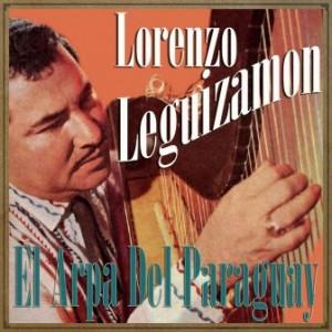 Lorenzo Leguizamon, El Arpa del Paraguay