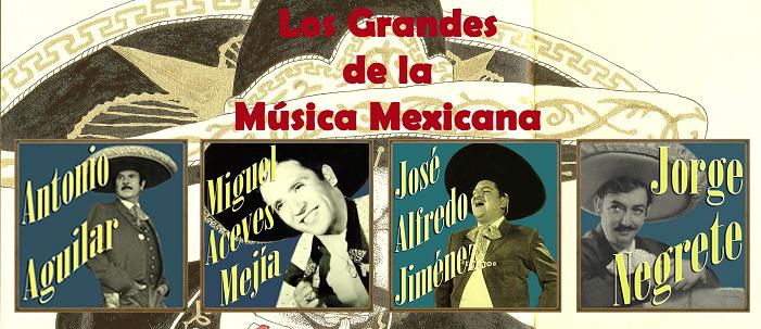 Los Grandes de la Música Mexicana