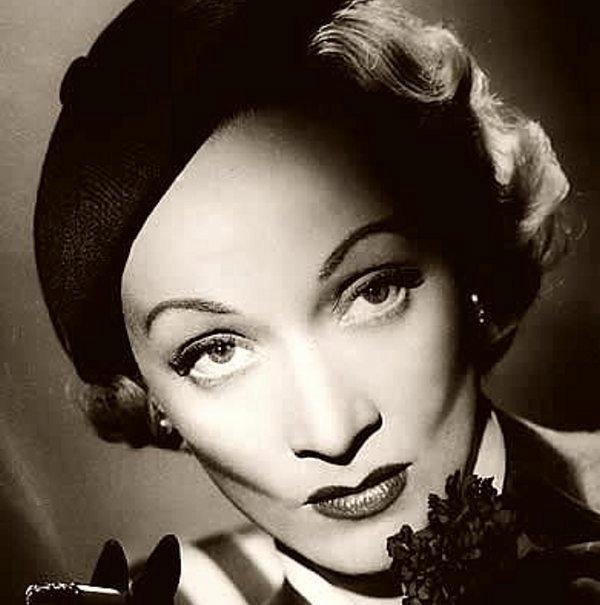 Marlene Dietrich nació en Berlin el 27 de diciembre de 1901