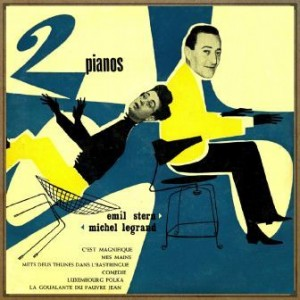 Two Pianos, Michel Legrand, Emil Stern