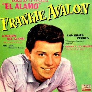 The Alamo, Frankie Avalon