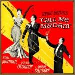 Call Me Madam, 1953