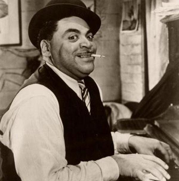 Fats Waller murió Kansas City, Estados Unidos, el 15 de diciembre de 1943