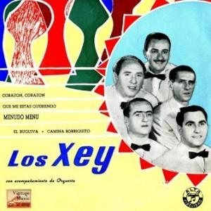 La Canción Del Menú, Los Xey