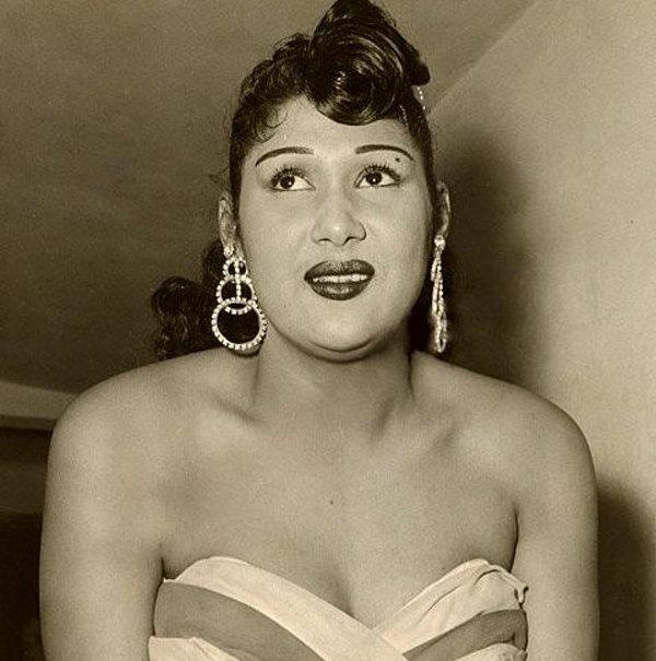 Olga Guillot murió el 12 de julio de 2010