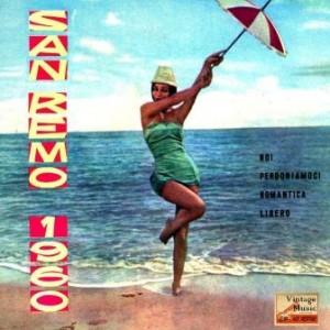 San Remo 1960, Jimmy Fontana