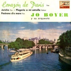 Le Coeur De Paris, Jo Boyer