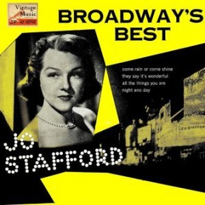 Broadway's Best, Jo Stafford