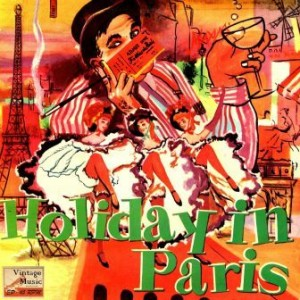 Holiday In Paris, Knuckles O'Toole