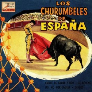 Capote De Crana Y Oro, Los Churumbeles de España
