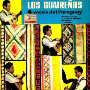 4 Voces Del Paraguay, Los Guaireños