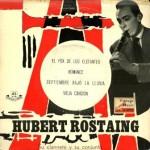 Su Clarinete Y Su Conjunto, Hubert Rostaing