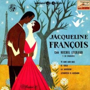 Je T'Aime Encore Plus, Jacqueline François
