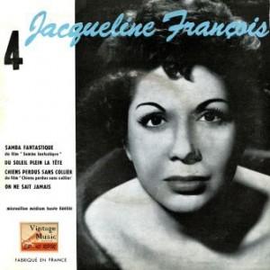 Samba Fantastique, Jacqueline François