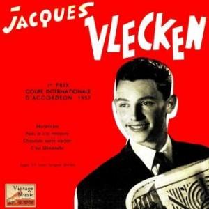 Couple International Accordion – Paris Je T'ai Retrouvé, Jacques Vlecken