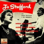 Dancing In The Dark, Jo Stafford