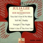 Tell Me, Daddy, Julia Lee