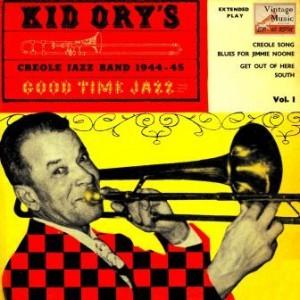 Good Time Jazz Vol-, Kid Ory
